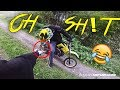 How to KILL a pitbike | FAIL
