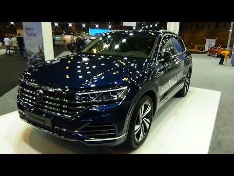 2018 Volkswagen Tuareg - Exterior - Salon Madrid Auto 2018