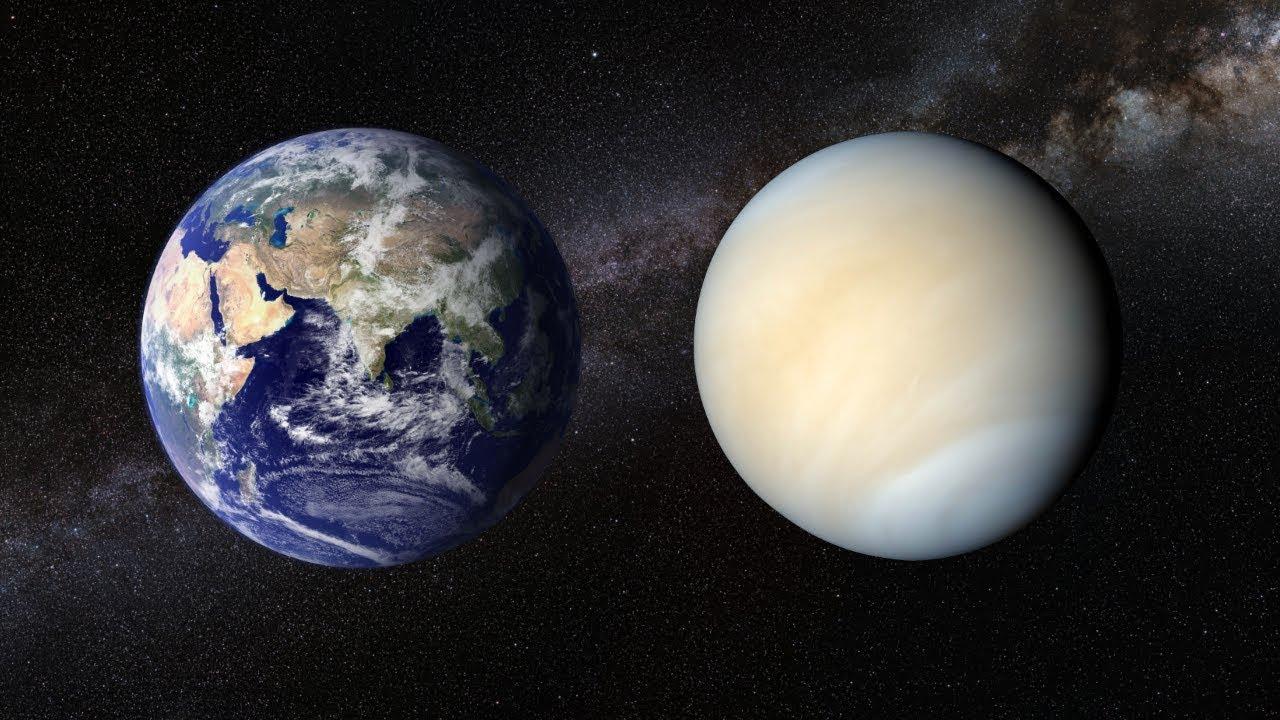 Earth vs. Venus: Will our world ever suffer runaway ...
