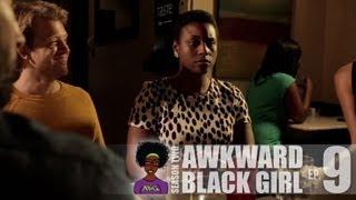"""Awkward Black Girl - """"The Check"""" (S. 2, Ep. 9)"""