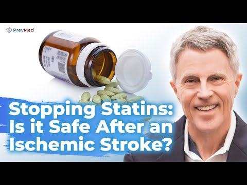 Stopping Statins: Pt1 - Is it Safe After a Stroke?