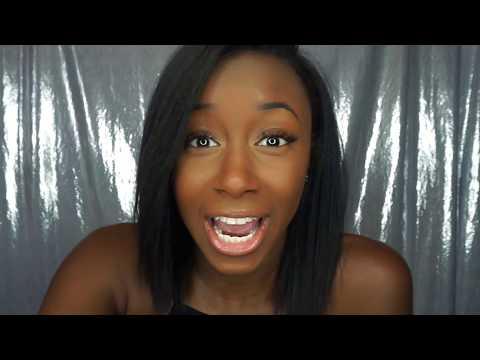 How To Straighten 4C Hair | Etae Hair Straighten