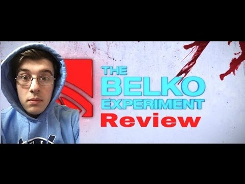 THE BELKO EXPERIMENT Before and After Movie Review