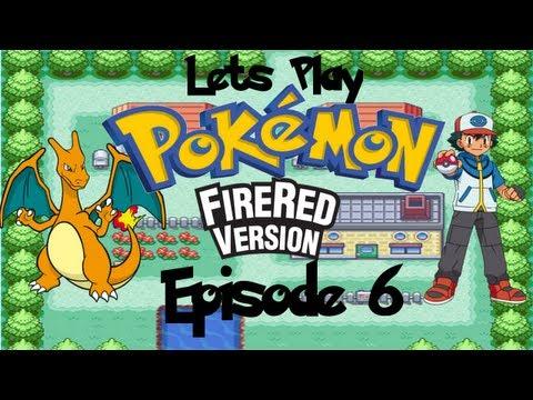 Pokemon Fire Red Episode 6 - Cerulean City!