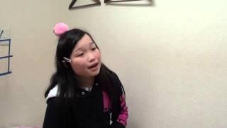 ボイトレの練習で歌いました。キーが高いですが頑張って歌いました.