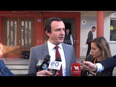 Voton deputeti Albin Kurti - 22.10.2017- Klan Kosova