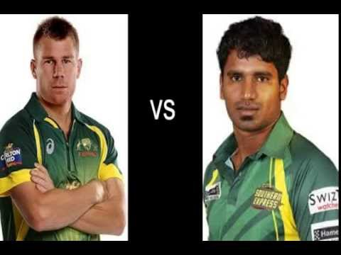David Warner vs Kusal Perera Who Is Best