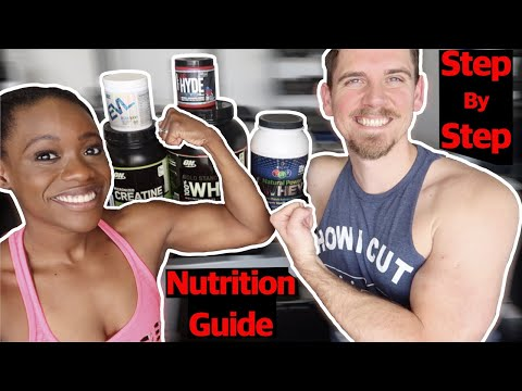 Step by Step Diet, Nutrition. And Supplements ( Healthy Weight Loss)