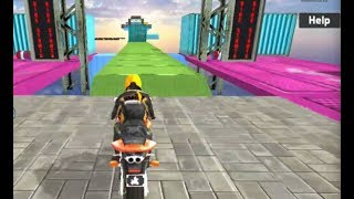 Y8 GAMES FREE - Y8 Impossible Bike Stunt 3D thumbnail