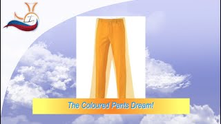 The Coloured Pants Dream