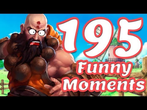 Heroes of the Storm: WP and Funny Moments #195