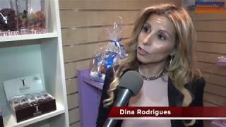 Dina Rodrigues opent snoepwinkel in Roeselare