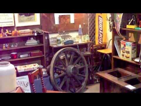 Getting Started in an Antique Mall Space. To each his own!