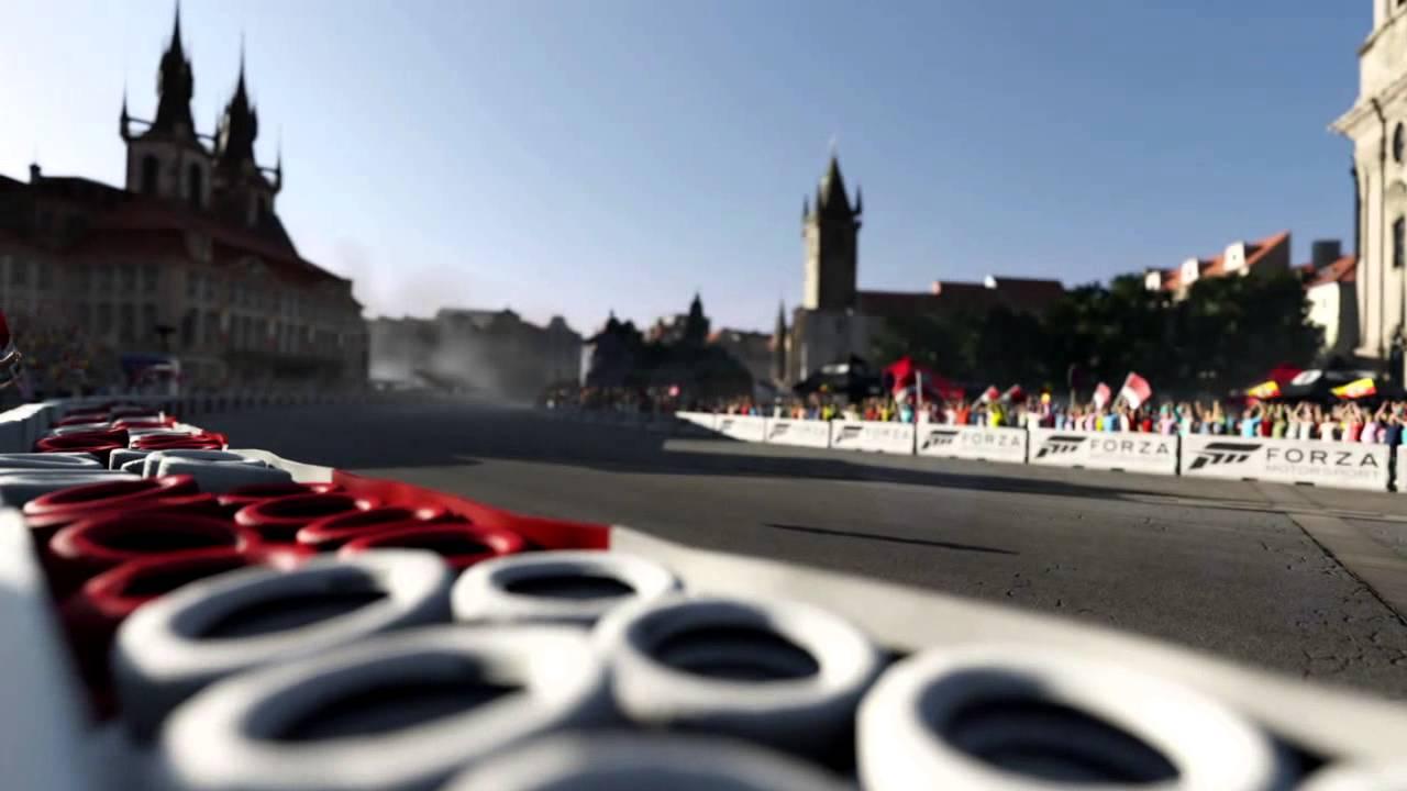 Forza Motorsport 5 Announce Trailer (HD 720p)