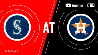 Mariners at Astros | MLB Game of the Week Live on YouTube