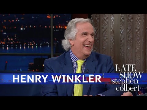 Henry Winkler Will One Day Play Michael Cohen