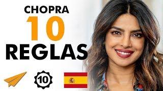 Priyanka Chopra: 10 reglas para el éxito en la vida
