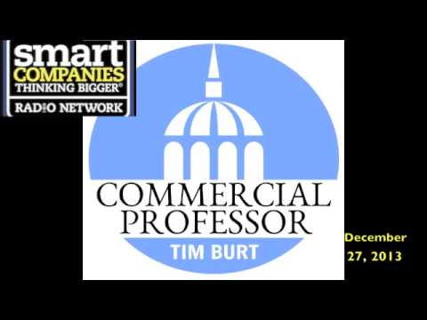 Advertising and Marketing Pro Tips - Tim Burt Radio Interview with Smart Companies Radio Dec 27 2013