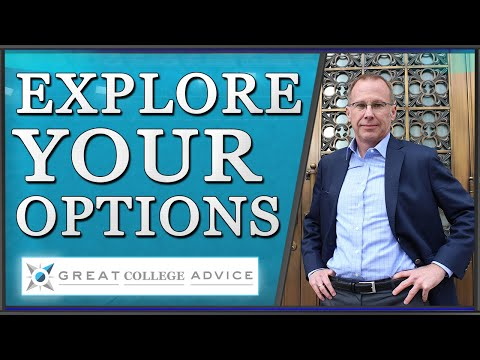 Educational Consultant Says Explore Your Options