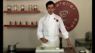 Recette de crème d'asperges