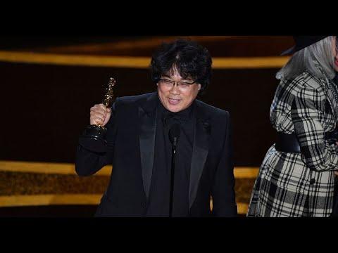 Las generosas palabras de Bong Joon-ho sobre Martin Scorsese