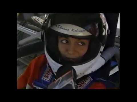 NASCAR Busts: Shawna Robinson