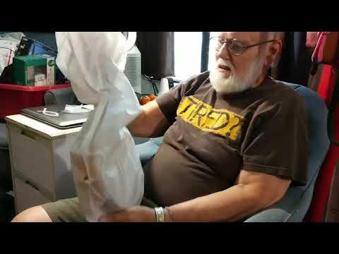 Sept. 10, 2019 Vlog #1877a ~ Ukulele Unboxings
