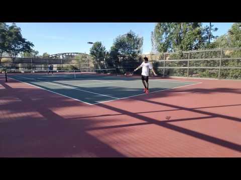 Farhan tennis