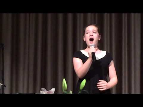 This is the Moment from Jekyll and Hyde - Julia MacLean (age 13)