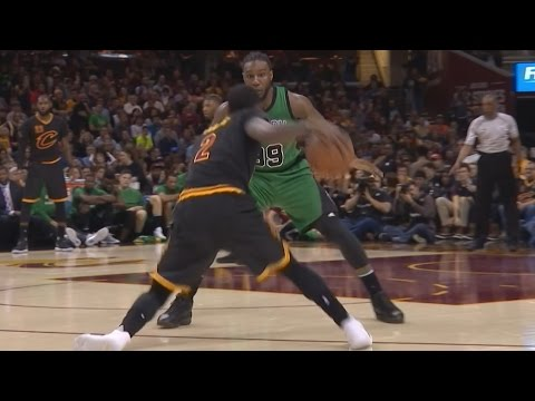 Kyrie Irving Dances on Crowder! 32 Points 12 Asts Celtics vs Cavs