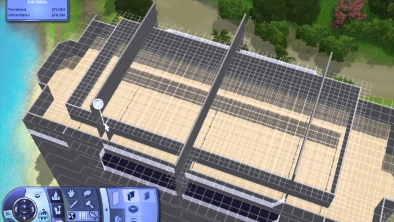 Sims  Tutorial Apartment Building