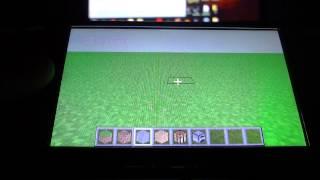 Minecraft portable(PSP)