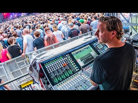 Antony King Interview Part 1 - Front of House Engineer for Depeche Mode