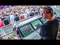 Capture de la vidéo Antony King Interview Part 1 - Front Of House Engineer For Depeche Mode