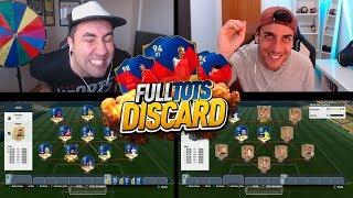 DISCARD FULL TOTS CHALLENGE VS ROBERT PG! ESTO ES INCREÍBLE!!!