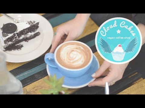 CLOUD CAKES // Coffee shop 100% vegan 🍰 Paris 2ème