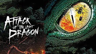 Attack of the Last Dragon (Science-Fiction Film in voller Länge auf Deutsch, Sci-Fi) 👽