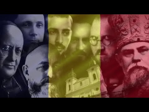 Anthem of the 7 Romanian Greek-Catholic Bishops and Martyrs with English Subtitles