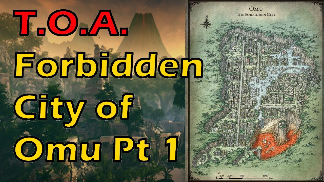 Download Forbidden City of Omu Ch3P.1 | Tomb of Annihilation: DM's Guide