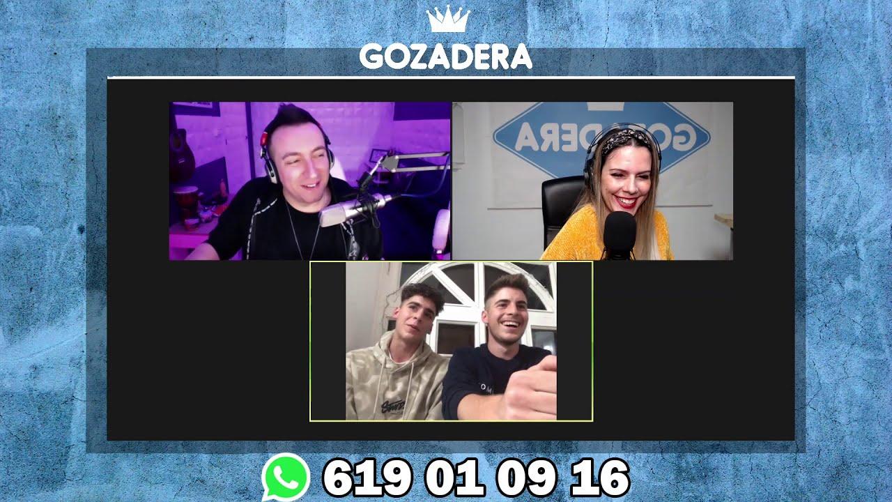 KIKE Y MANU EN GOZADERA FM (Entrevista Completa)