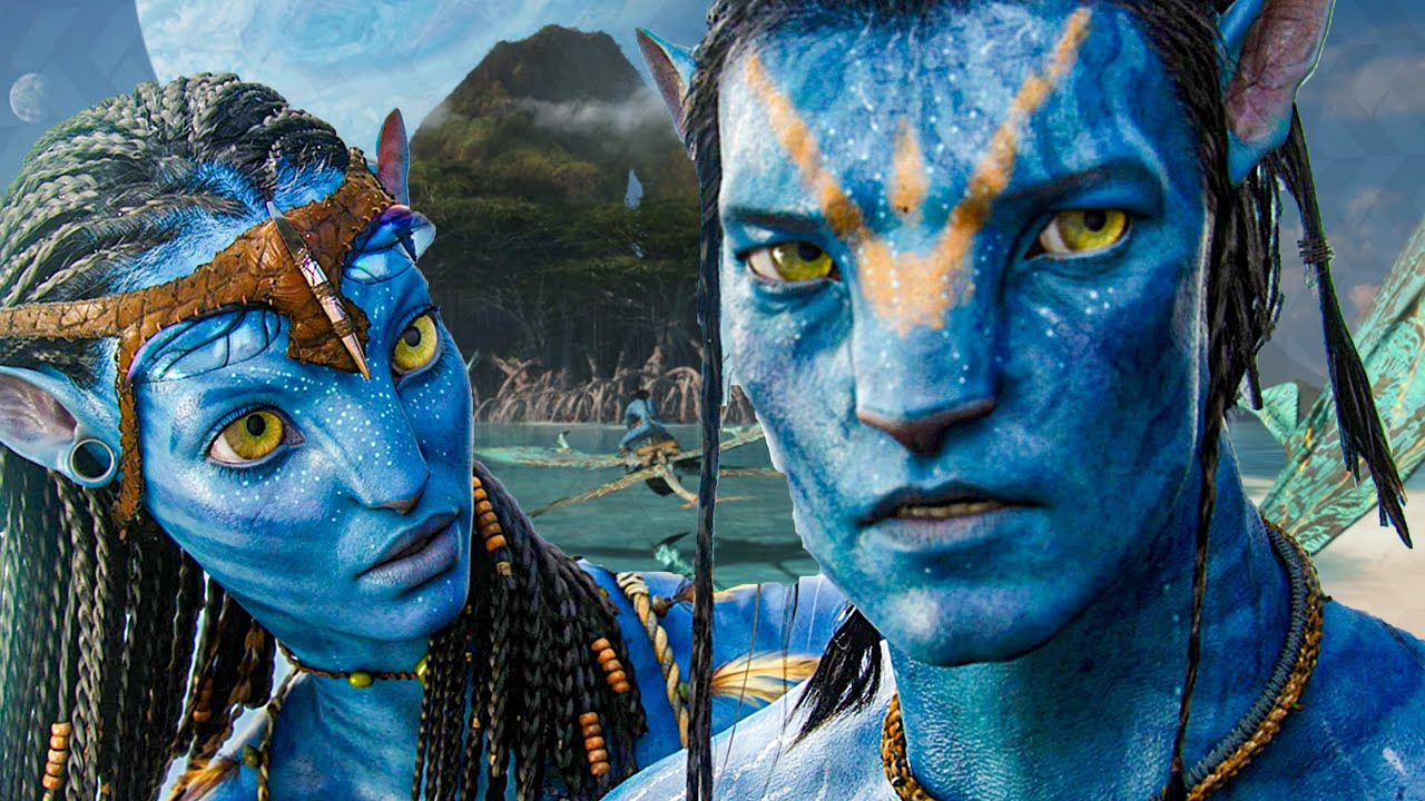 AVATAR 2 First Look Images Have Been Released! - YouTube