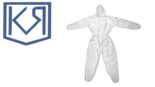 Защитный костюм, защитный комбинезон Каспер(, 2013-10-30T07:59:44.000Z)