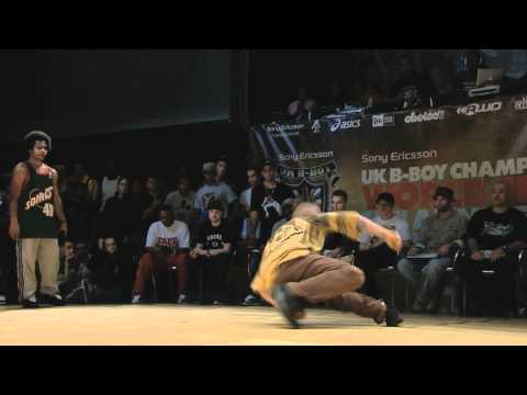EXG (Holland) vs. Dynamic Rockers (USA) - UK BBoy Championships