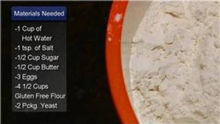 Cinnamon Rolls & Apple Pie : Gluten-free Cinnamon Roll Recipe
