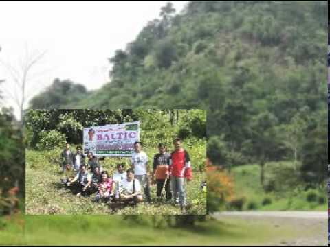 MT  BALTAZAR BALTIC HILL & BALTIC TREE PARK, PINTATAGAN, COMPOSTELA VALLEY, PHILIPPINES by SARX LANOS