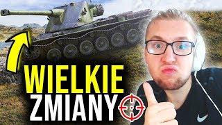 WIELKIE ZMIANY - World of Tanks