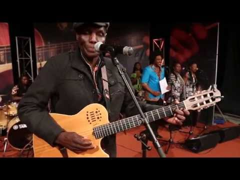 Oliver Mtukudzi's Visit to Mozambique Teaser (for UNICEF Mozambique)