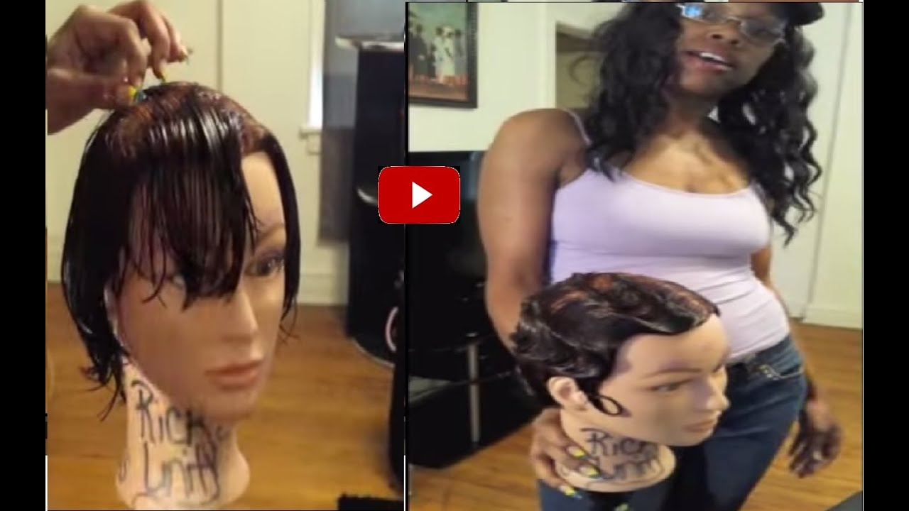 amazing finger waves in minutes! - super easy hair tutorial! - youtube