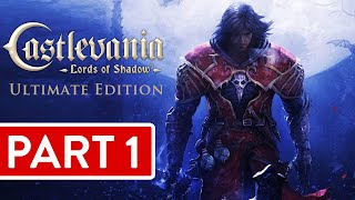 Castlevania Lords of Shadow Ultimate Edition [043] PC Longplay/Walkthrough/Playthrough (Part 1 of 3)