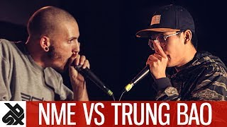 NME vs TRUNG BAO | WBC Solo Battle | Semi Final